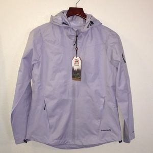 NWT Avalanche Lavender Waterproof Jacket